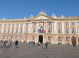 Toulouse, home city of the IAS